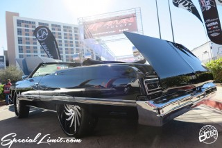 SEMA Show 2014 Las Vegas Convention Center dc601 Special Limit AMANI FORGED CHEVROLET