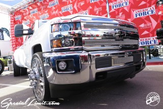 SEMA Show 2014 Las Vegas Convention Center dc601 Special Limit AMERICAN FORCE Wheels CHEVROLET Truck