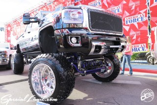 SEMA Show 2014 Las Vegas Convention Center dc601 Special Limit AMERICAN FORCE Wheels FORD F250