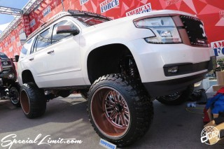 SEMA Show 2014 Las Vegas Convention Center dc601 Special Limit AMERICAN FORCE Wheels CHEVROLET