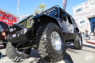 SEMA Show 2014 Las Vegas Convention Center dc601 Special Limit AMERICAN FORCE Wheels CHRYSLER JEEP Wrangler Unlimited