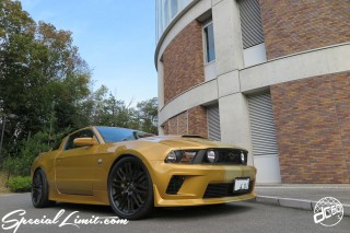 "FORD MUSTANG GT 2010y SAVINI 22"" CSD 6Pot & 4Pot Brake System STILLEN Body Kit dc601 Special Limit.com Gold Racing Striped Wrapping Billet Grilles Slammed Custom DIATONE Sound Navi Audio"