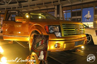 X-5 Nagoya Cross Five Vol.39 Final Port Messe dc601 Special Limit.com Booth GT Premium Custom USDM Audio Install Radical FORD F150