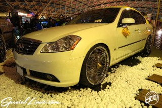 X-5 Nagoya Cross Five Vol.39 Final Port Messe dc601 Special Limit.com Booth GT Premium Custom USDM Audio Install Radical NISSAN FUGA WIRE Wheel SWAP