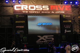 X-5 Nagoya Cross Five Vol.39 Final Port Messe dc601 Special Limit.com Booth GT Premium Custom USDM Audio Install Radical WORK