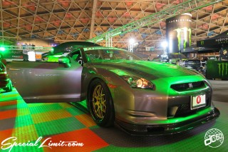 X-5 Nagoya Cross Five Vol.39 Final Port Messe dc601 Special Limit.com Booth GT Premium Custom USDM Audio Install Radical ISAMU Racing NISSAN GTR