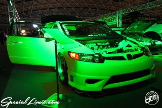X-5 Nagoya Cross Five Vol.39 Final Port Messe dc601 Special Limit.com Booth GT Premium Custom USDM Audio Install Radical CIVIC HONDA CONCEPT