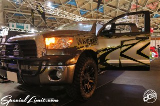 X-5 Nagoya Cross Five Vol.39 Final Port Messe dc601 Special Limit.com Booth GT Premium Custom USDM Audio Install Radical KICKER TOYOTA TUNDRA
