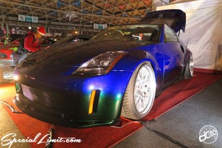 X-5 Nagoya Cross Five Vol.39 Final Port Messe dc601 Special Limit.com Booth GT Premium Custom USDM Audio Install Radical NISSAN 350Z Fairlady Z33 WORK