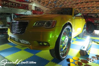 X-5 Nagoya Cross Five Vol.39 Final Port Messe dc601 Special Limit.com Booth GT Premium Custom USDM Audio Install Radical CHRYSLER 300C DUB