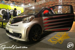 X-5 Nagoya Cross Five Vol.39 Final Port Messe dc601 Special Limit.com Booth GT Premium Custom USDM Audio Install Radical KICKER TOYOTA IQ