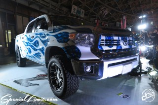 X-5 Nagoya Cross Five Vol.39 Final Port Messe dc601 Special Limit.com Booth GT Premium Custom USDM Audio Install Radical TOYOTA TUNDRA