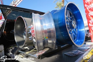 SEMA Show 2014 Las Vegas Convention Center dc601 Special Limit AMERICAN FORCE Wheels