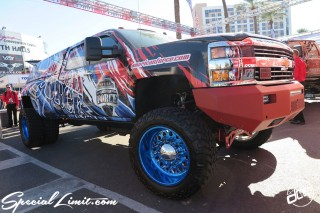SEMA Show 2014 Las Vegas Convention Center dc601 Special Limit AMERICAN FORCE CHEVROLET
