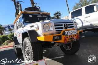 SEMA Show 2014 Las Vegas Convention Center dc601 Special Limit LeTech USA Mercedes Benz G500
