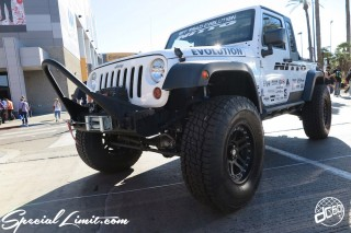 SEMA Show 2014 Las Vegas Convention Center dc601 Special Limit CHRYSLER JEEP Wrangler NITTO