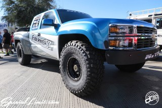 SEMA Show 2014 Las Vegas Convention Center dc601 Special Limit CHEVROLET SILVERADO
