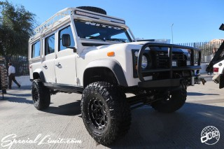 SEMA Show 2014 Las Vegas Convention Center dc601 Special Limit Land Rover DISCAVARY