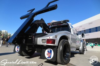 SEMA Show 2014 Las Vegas Convention Center dc601 Special Limit FORD F450