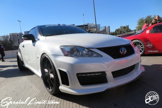 SEMA Show 2014 Las Vegas Convention Center dc601 Special Limit LEXUS IS