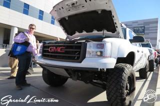 SEMA Show 2014 Las Vegas Convention Center dc601 Special Limit GMC Truck