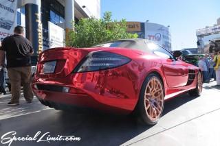 SEMA Show 2014 Las Vegas Convention Center dc601 Special Limit McLaren SLR FORGIATO Wrapping