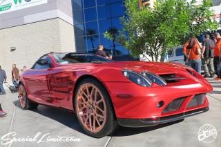 SEMA Show 2014 Las Vegas Convention Center dc601 Special Limit McLaren SLR FORGIATO