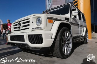 SEMA Show 2014 Las Vegas Convention Center dc601 Special Limit Mercedes Benz G VORSTEINER