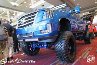 SEMA Show 2014 Las Vegas Convention Center dc601 Special Limit Cadillac