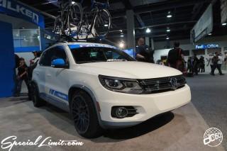 SEMA Show 2014 Las Vegas Convention Center dc601 Special Limit Volkswagen TIGAN FALKEN