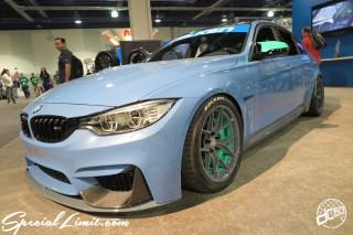 SEMA Show 2014 Las Vegas Convention Center dc601 Special Limit BMW M3 F30 FALKEN
