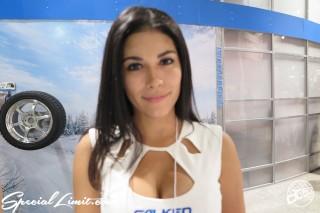 SEMA Show 2014 Las Vegas Convention Center dc601 Special Limit FALKEN Image Girl