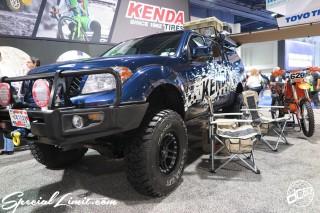 SEMA Show 2014 Las Vegas Convention Center dc601 Special Limit KENDA NISSAN