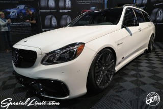 SEMA Show 2014 Las Vegas Convention Center dc601 Special Limit Mercedes Benz