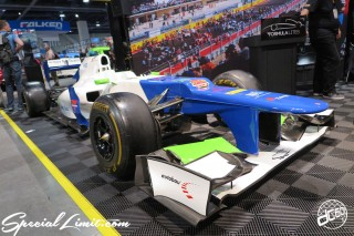 SEMA Show 2014 Las Vegas Convention Center dc601 Special Limit Sauber F1 Team Formula PIRELLI