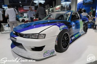 SEMA Show 2014 Las Vegas Convention Center dc601 Special Limit NISSAN SILVIA S15 HOONIGAN
