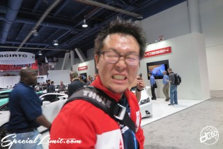 SEMA Show 2014 Las Vegas Convention Center dc601 Special Limit Geibunsha SANADA