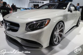 SEMA Show 2014 Las Vegas Convention Center dc601 Special Limit FORFIATO Mercedes Benz AMG