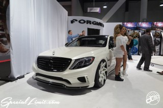 SEMA Show 2014 Las Vegas Convention Center dc601 Special Limit FORFIATO Mercedes Benz S