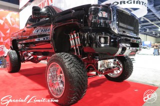 SEMA Show 2014 Las Vegas Convention Center dc601 Special Limit AMERICAN FORCE FORD F250