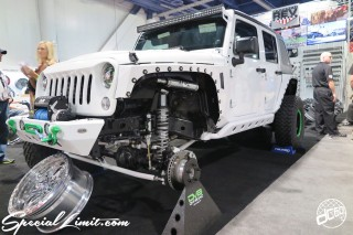 SEMA Show 2014 Las Vegas Convention Center dc601 Special Limit CHRYSLER Jeep Wrangler Unlimited DVB OFFROAD