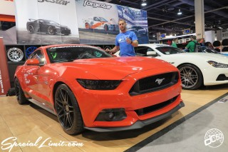 SEMA Show 2014 Las Vegas Convention Center dc601 Special Limit FORD MUSTANG TOYO TIRES