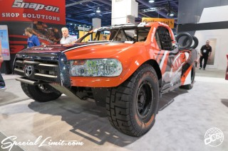 SEMA Show 2014 Las Vegas Convention Center dc601 Special Limit TOYOTA TUNDRA PRERUNNER MAXXIS