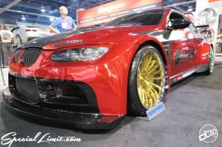 SEMA Show 2014 Las Vegas Convention Center dc601 Special Limit SAVINI BMW M3 WIDE GT SEBON