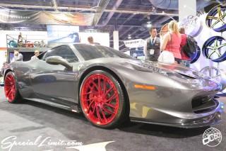 SEMA Show 2014 Las Vegas Convention Center dc601 Special Limit Ferrari 458 Italia FORGED