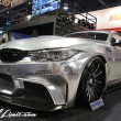 SEMA Show 2014 Las Vegas Convention Center dc601 Special Limit SAVINI BMW M3 F31 LB WORKS Wide Body