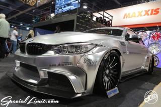 SEMA Show 2014 Las Vegas Convention Center dc601 Special Limit SAVINI BMW M3 F31 LB WORKS Wide Body