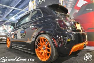 SEMA Show 2014 Las Vegas Convention Center dc601 Special Limit XXR FIAT 500 ABARTH