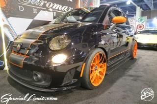 SEMA Show 2014 Las Vegas Convention Center dc601 Special Limit FIAT 500 XXR