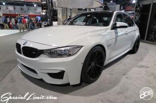 SEMA Show 2014 Las Vegas Convention Center dc601 Special Limit Infinite BMW M3